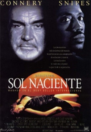 Cartel de Sol naciente