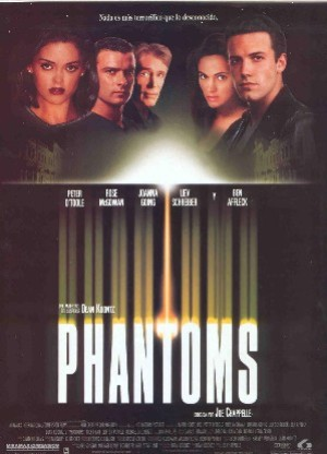 Cartel de Phantoms