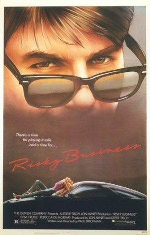 Cartel de Risky business