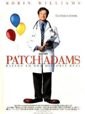Cartel de Patch Adams