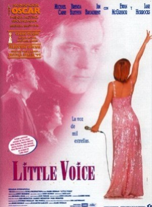 Cartel de Little Voice