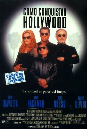 Cartel de Cómo conquistar Hollywood