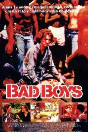 Cartel de Bad Boys