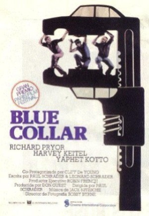 Cartel de Blue Collar