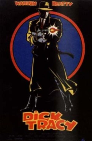 Cartel de Dick Tracy