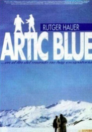 Cartel de Artic Blue