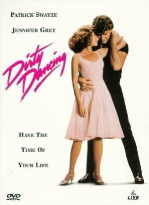 Cartel de Dirty Dancing