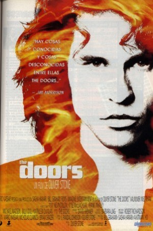 Cartel de The Doors