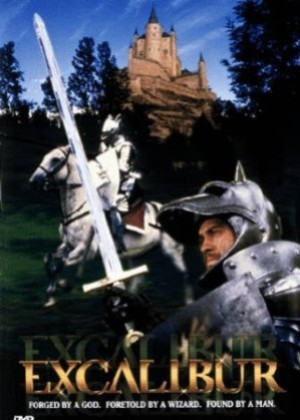 Cartel de Excalibur