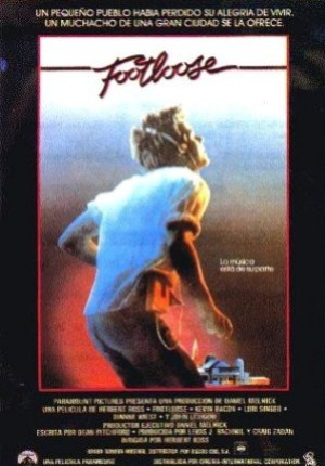 Cartel de Footloose