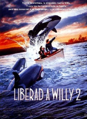 Cartel de Liberad a Willy 2