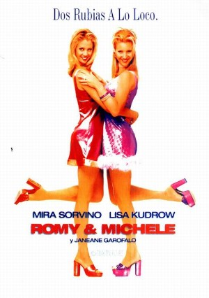 Cartel de Romy & Michele