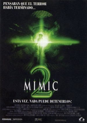Cartel de Mimic 2