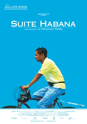 Cartel de Suite Habana