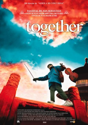 Cartel de Together (Juntos)