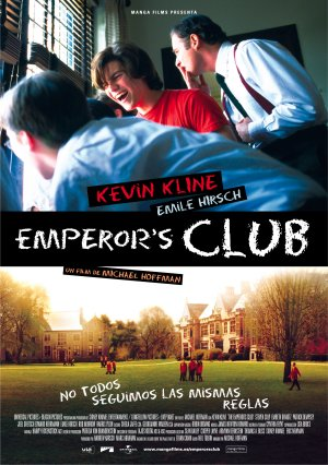 Cartel de Emperor's club