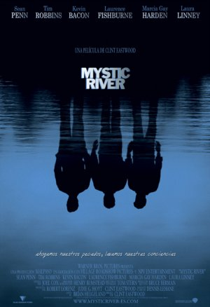 Cartel de Mystic River