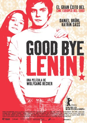 Cartel de Good bye Lenin!