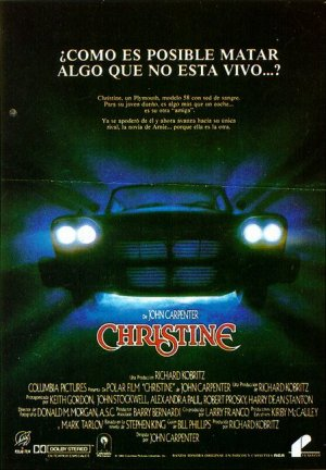 Cartel de Christine