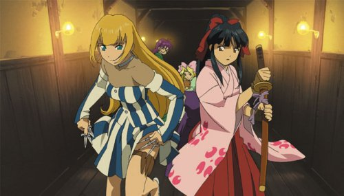 Imagen de Sakura wars the movie