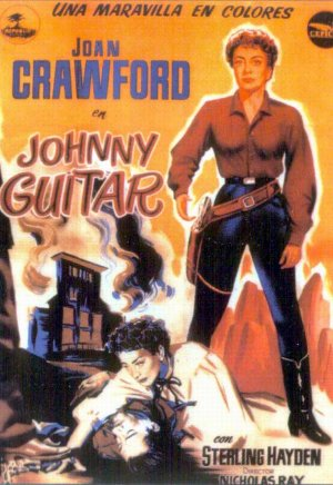 Cartel de Johnny Guitar