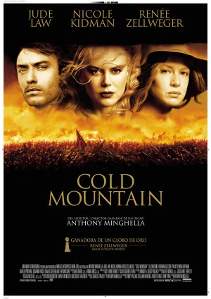 Cartel de Cold Mountain