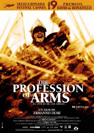 Cartel de The profession of arms: El oficio de las armas