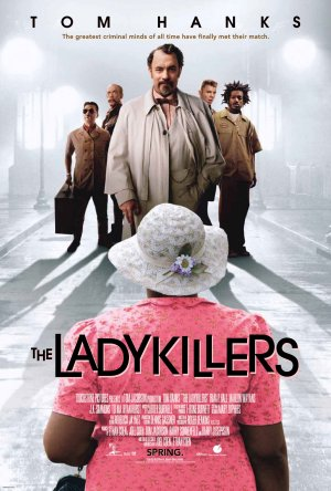 Cartel de The ladykillers