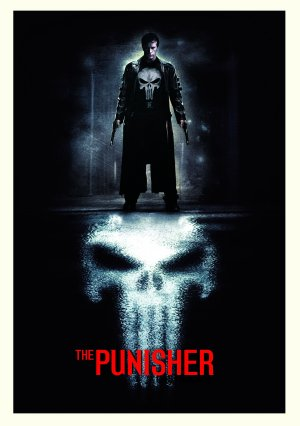 Cartel de The Punisher (El Castigador)