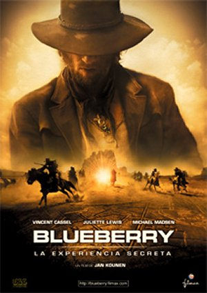 Cartel de Blueberry. La experiencia secreta