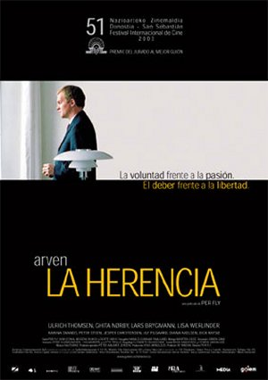 Cartel de La herencia