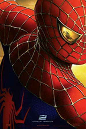 Cartel de Spider-Man 2