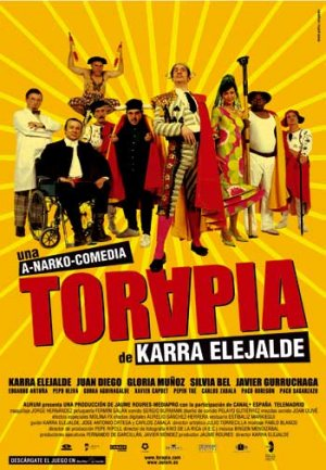 Cartel de Torapia