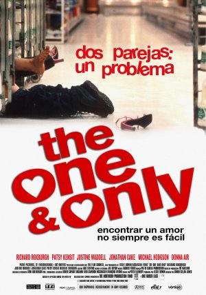 Cartel de The one and the only