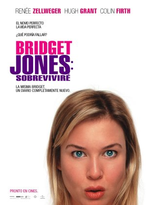 Cartel de Bridget Jones: Sobreviviré