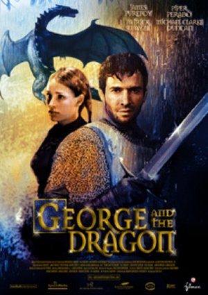 Cartel de George and the dragon