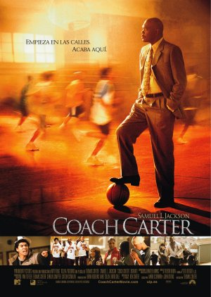 Cartel de Coach Carter