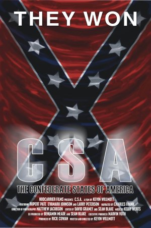 Cartel de CSA, Confederate State of America