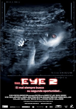 Cartel de The eye 2
