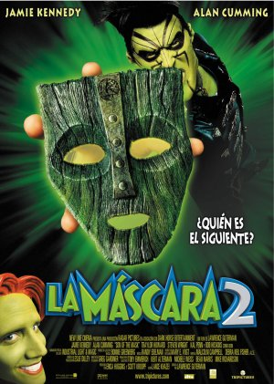 La m&aacute;scara 2