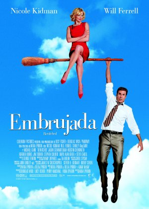 Cartel de Embrujada (Bewitched)