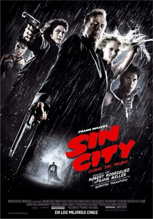 Cartel de Sin city