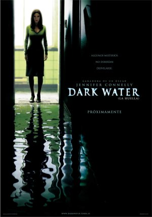 Cartel de Dark water (La huella)