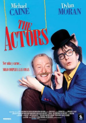 Cartel de The actors
