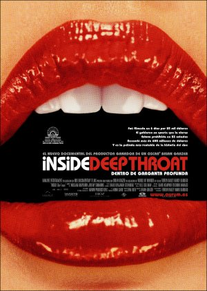 Cartel de Inside Deep Throat (Dentro de garganta profunda)
