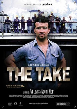 Cartel de The take