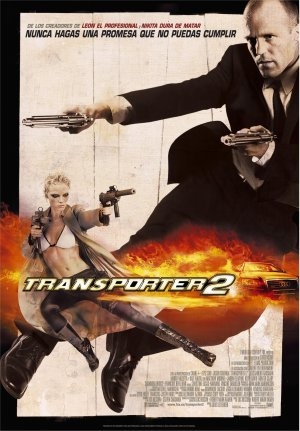 Cartel de Transporter 2