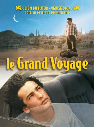 Cartel de Le grand voyage