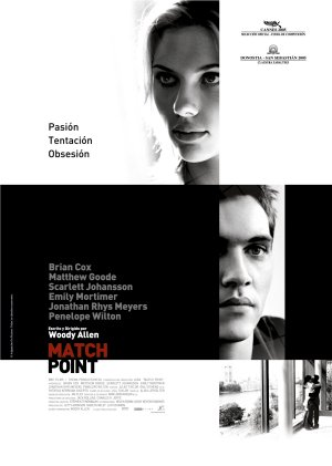 Cartel de Match Point