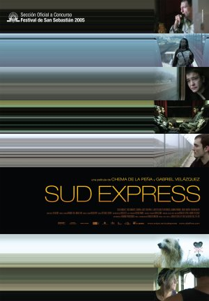 Cartel de Sud Express
